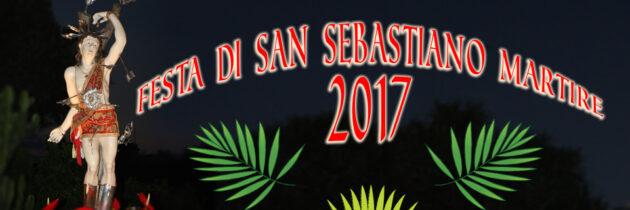 Festa San Sebastiano Martire 2017