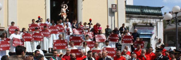 Festa San Sebastiano Nartire 2104